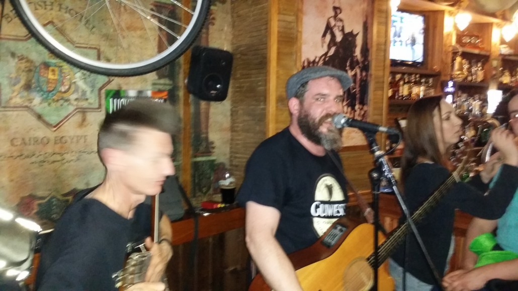 Live Music Irish pub barcelona the lost river direct