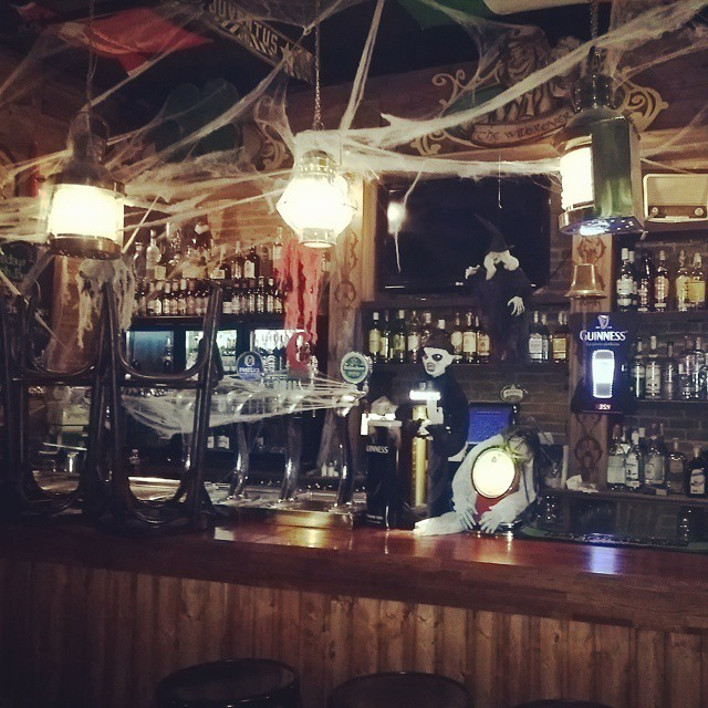 Halloween its over, wonderful night #irishpub #irishpubbarcelona #irishbarcelona #livemusicbarcelona #irish #pub #barcelona