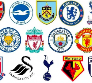 Premier League Football Teams